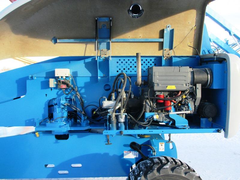 2008 Genie S60-10