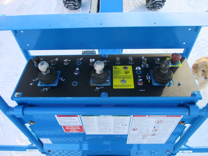 2008 Genie S60-9