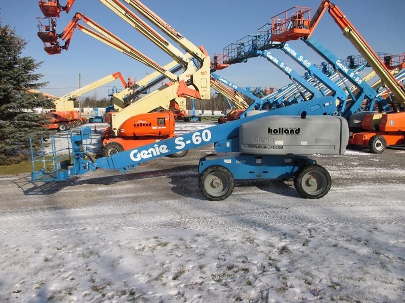 2010 Genie S60-2