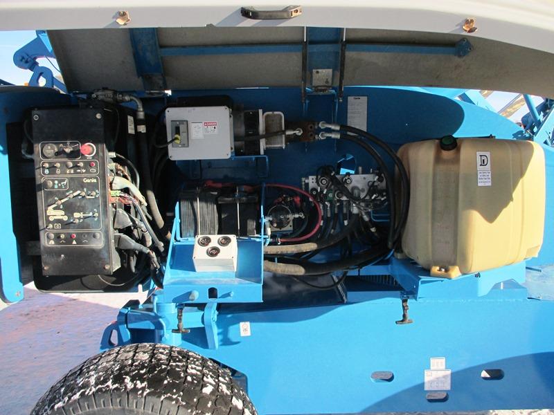2012 Genie S-85-10