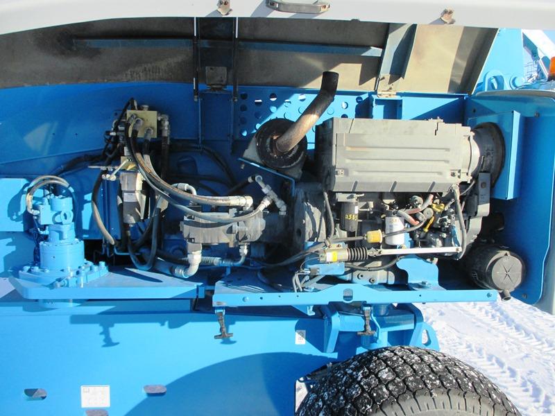 2012 Genie S-85-11