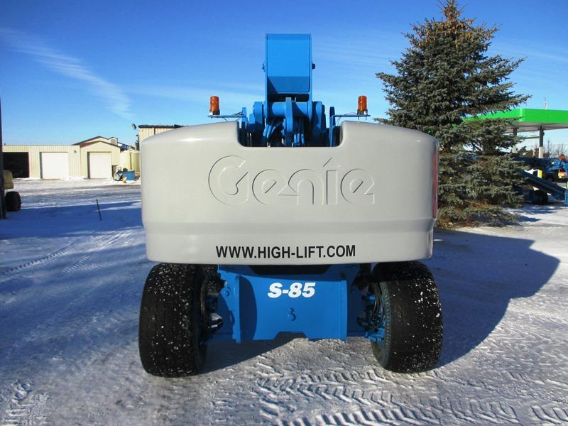 2012 Genie S-85-5