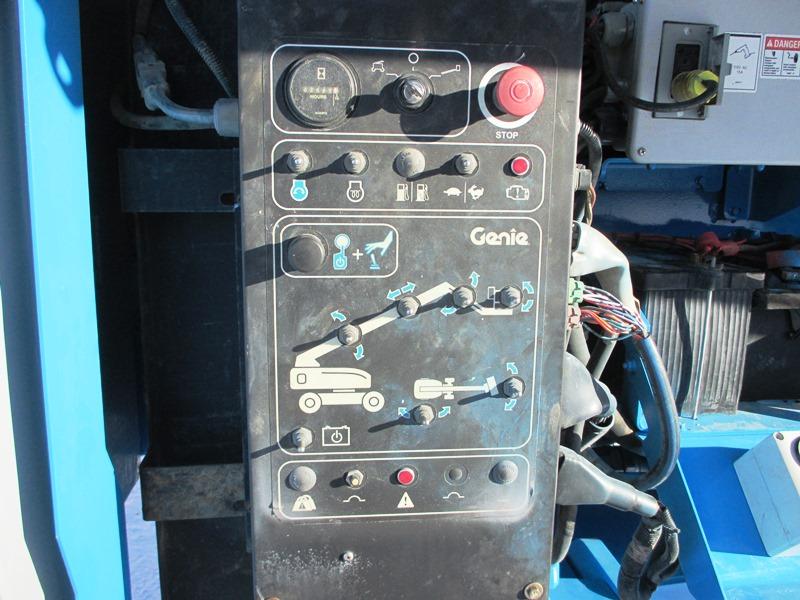2012 Genie S-85-9