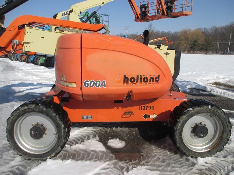 2007 JLG 600A-4