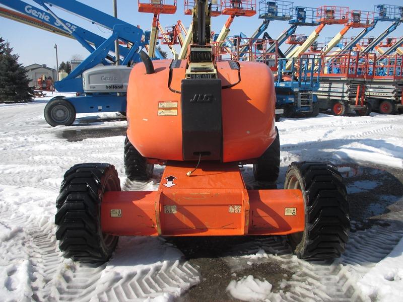 2007 JLG 600A-6