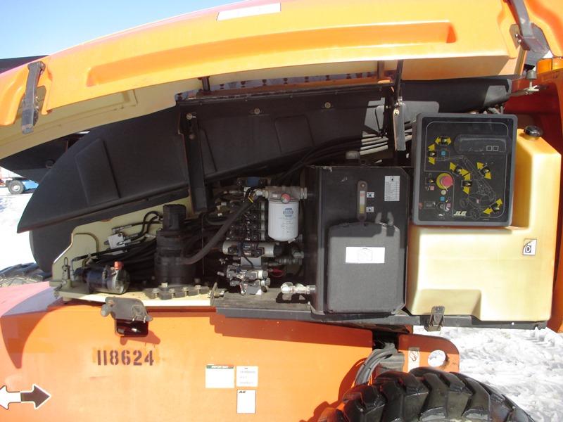 2007 JLG 660SJ-10