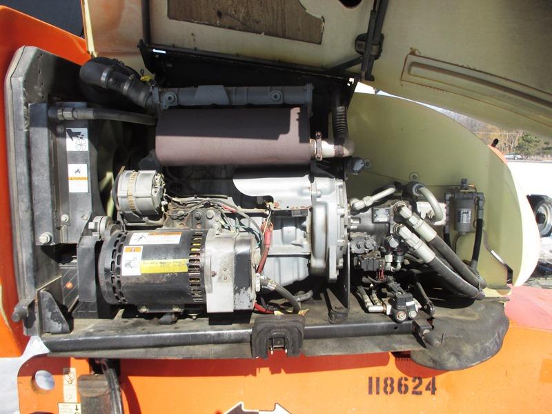 2007 JLG 660SJ-11