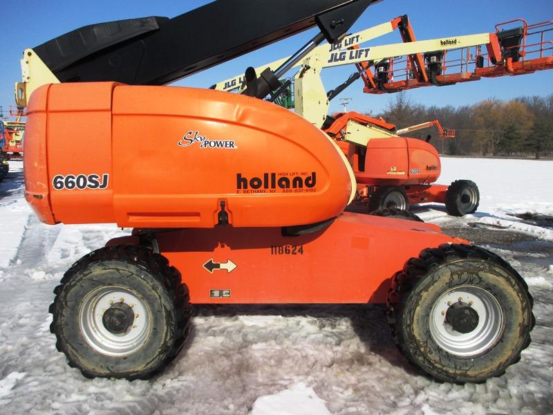 2007 JLG 660SJ-3