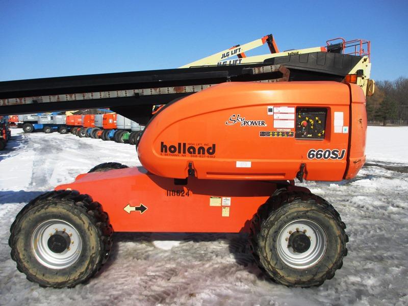 2007 JLG 660SJ-4