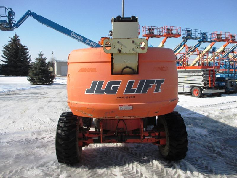 2007 JLG 660SJ-5