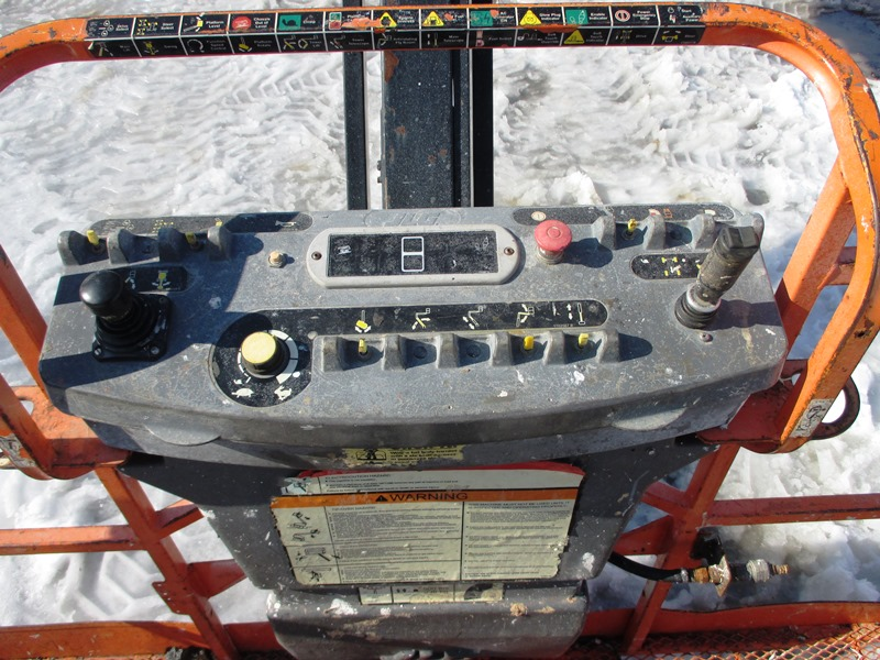 2007 JLG 660SJ-9