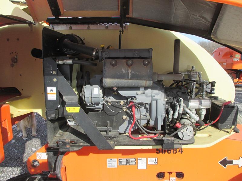 2011 JLG 460SJ-10