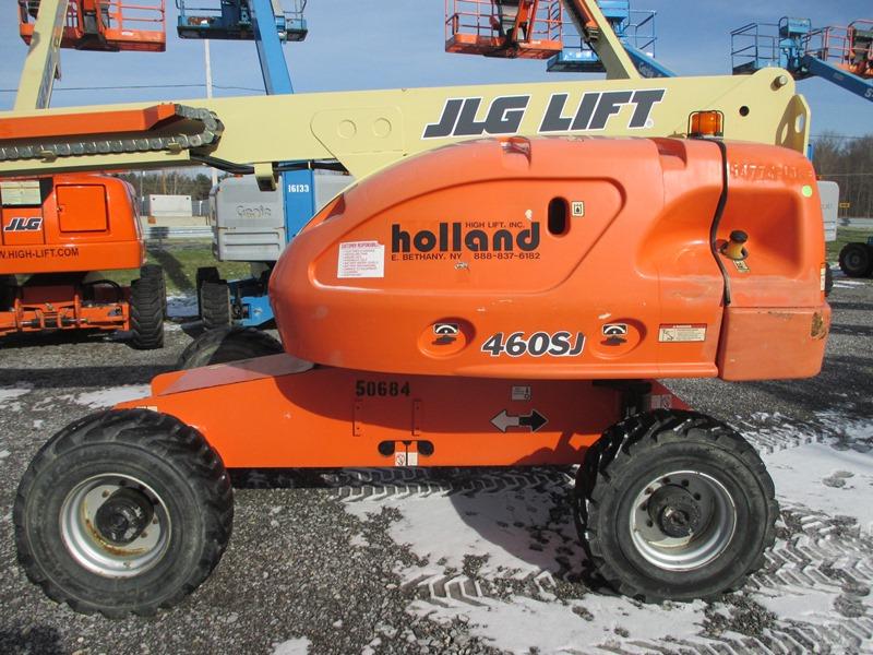 2011 JLG 460SJ-4