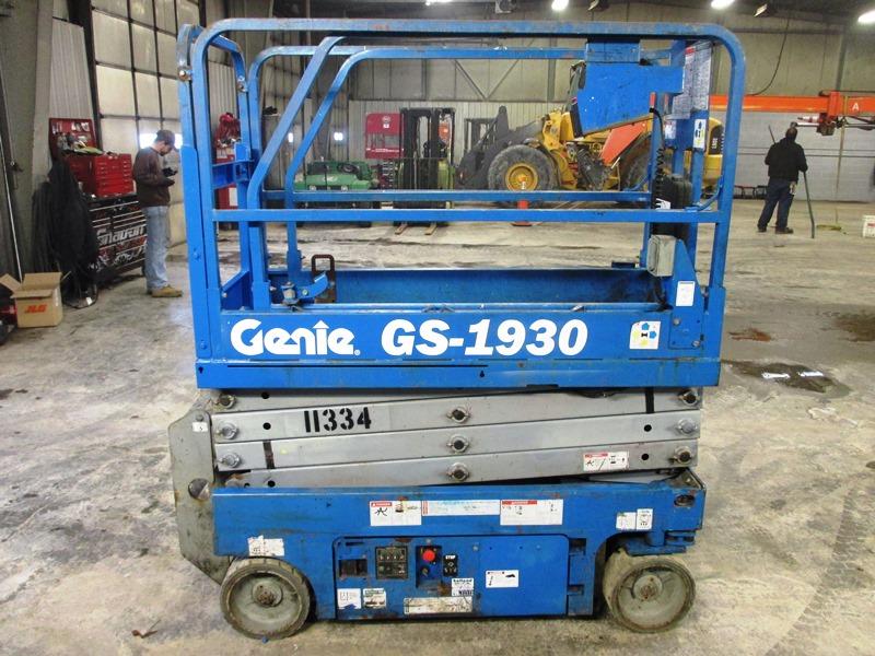 2011 Genie GS-1930-1