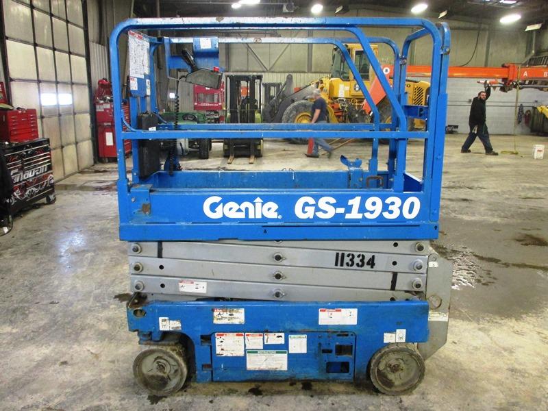 2011 Genie GS-1930-2