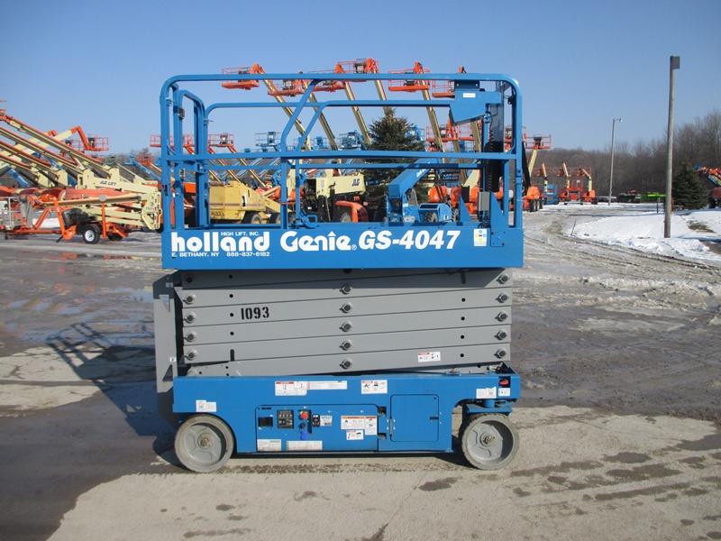 2016 Genie GS-4047-2