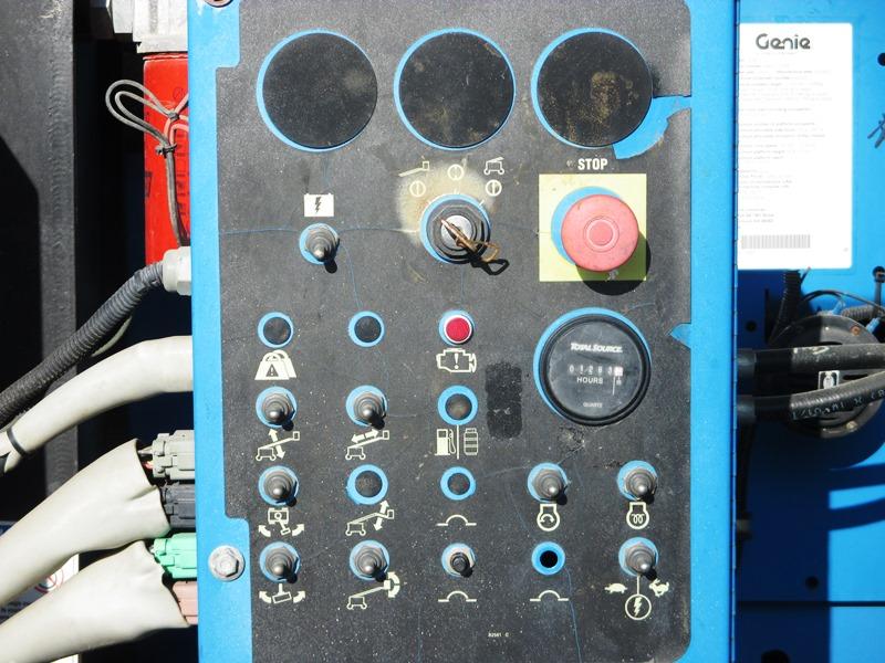 2007 Genie S40-8