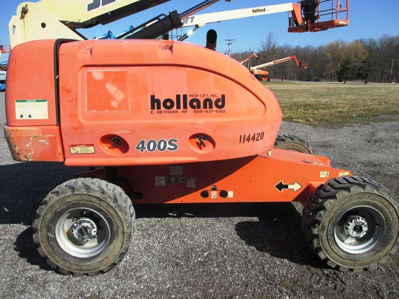 2007 JLG 400S-4