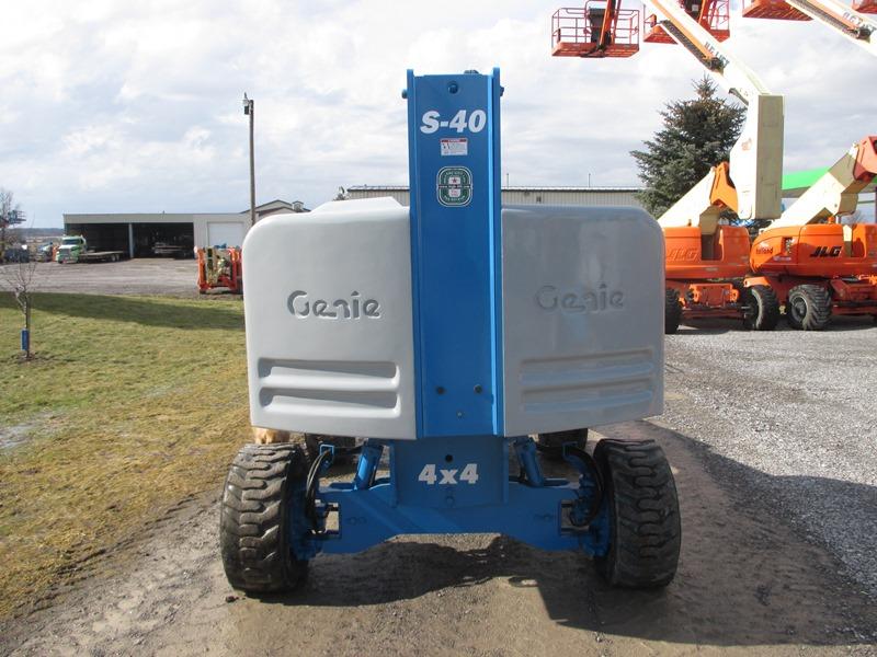 2009 Genie S40-5
