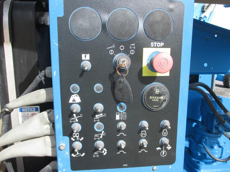 2009 Genie S40-8