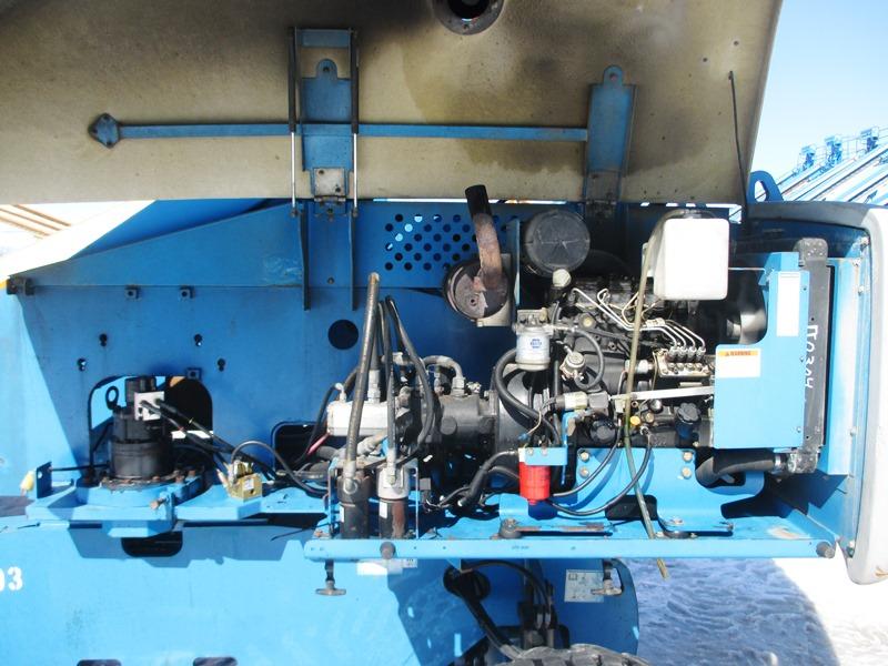 2007 GENIE S-65-11