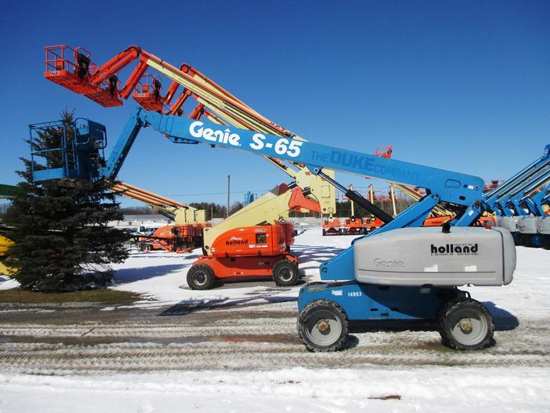 2007 GENIE S-65-2