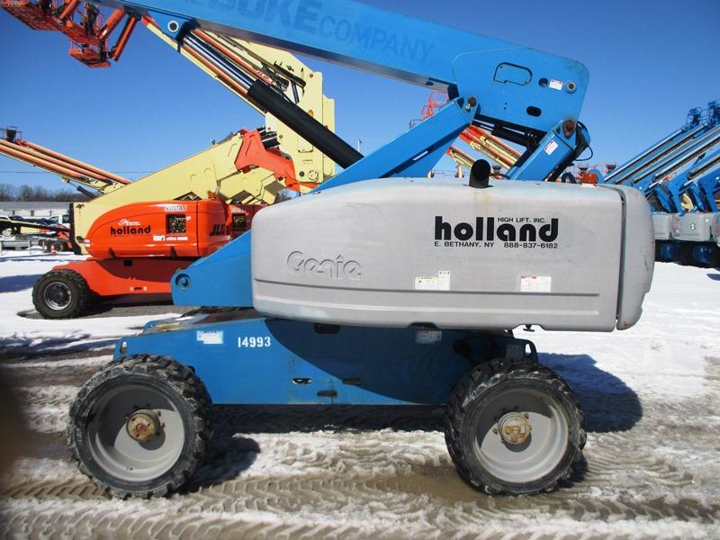 2007 GENIE S-65-4
