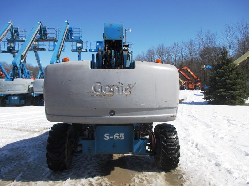 2007 GENIE S-65-5