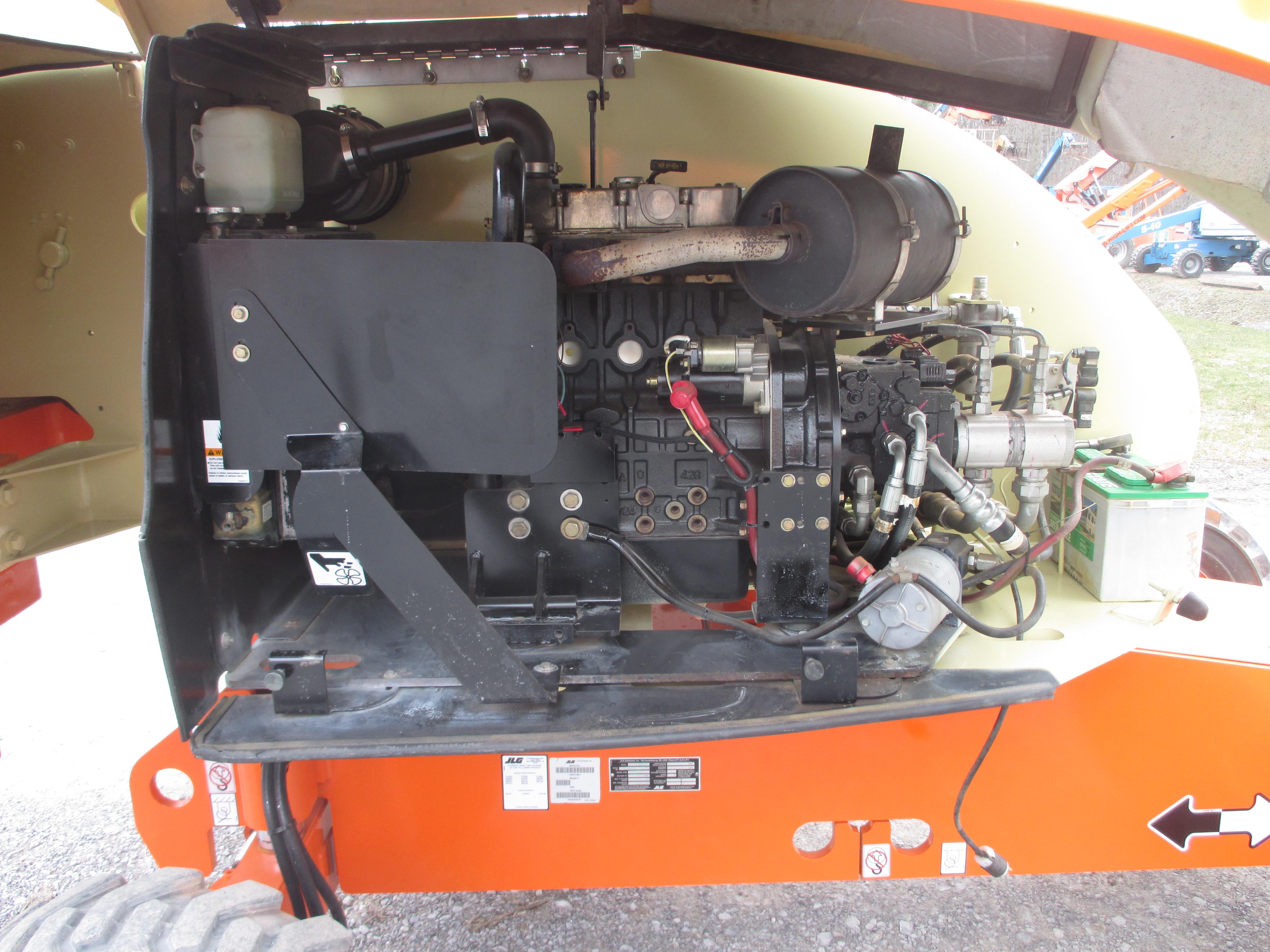 2008 JLG 400S-11