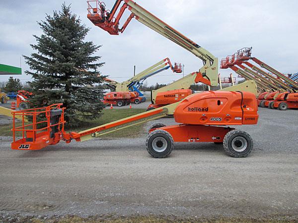 2008 JLG 400S-2