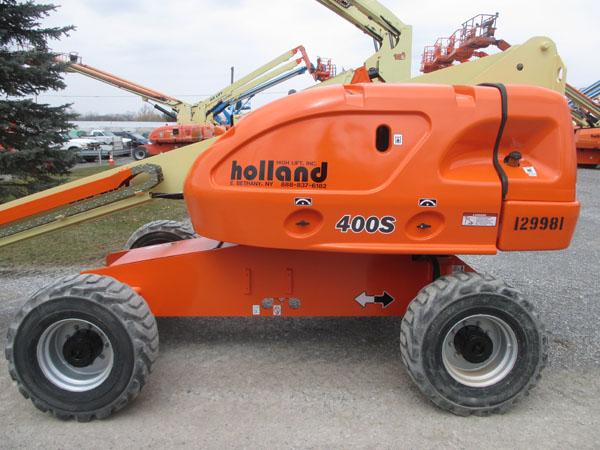 2008 JLG 400S-3