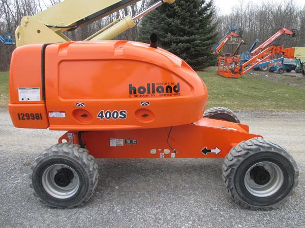 2008 JLG 400S-4