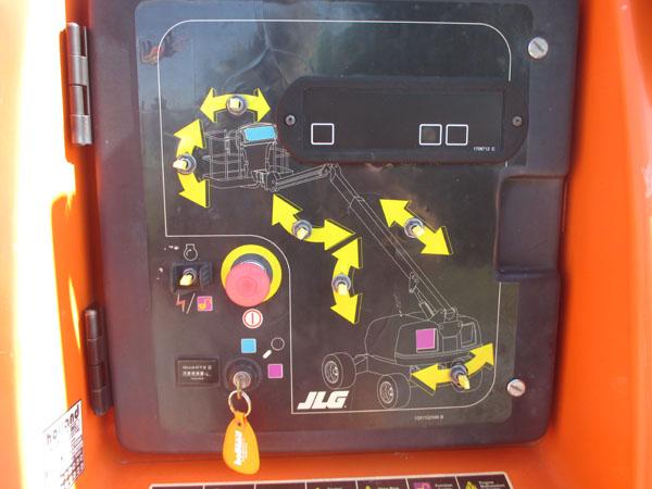 2012 JLG 460SJ-10