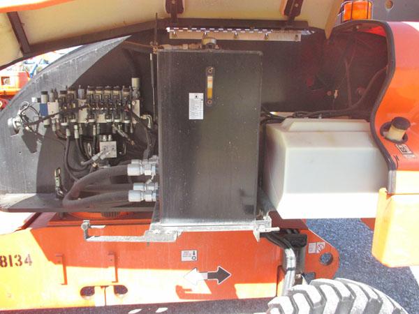 2012 JLG 460SJ-11