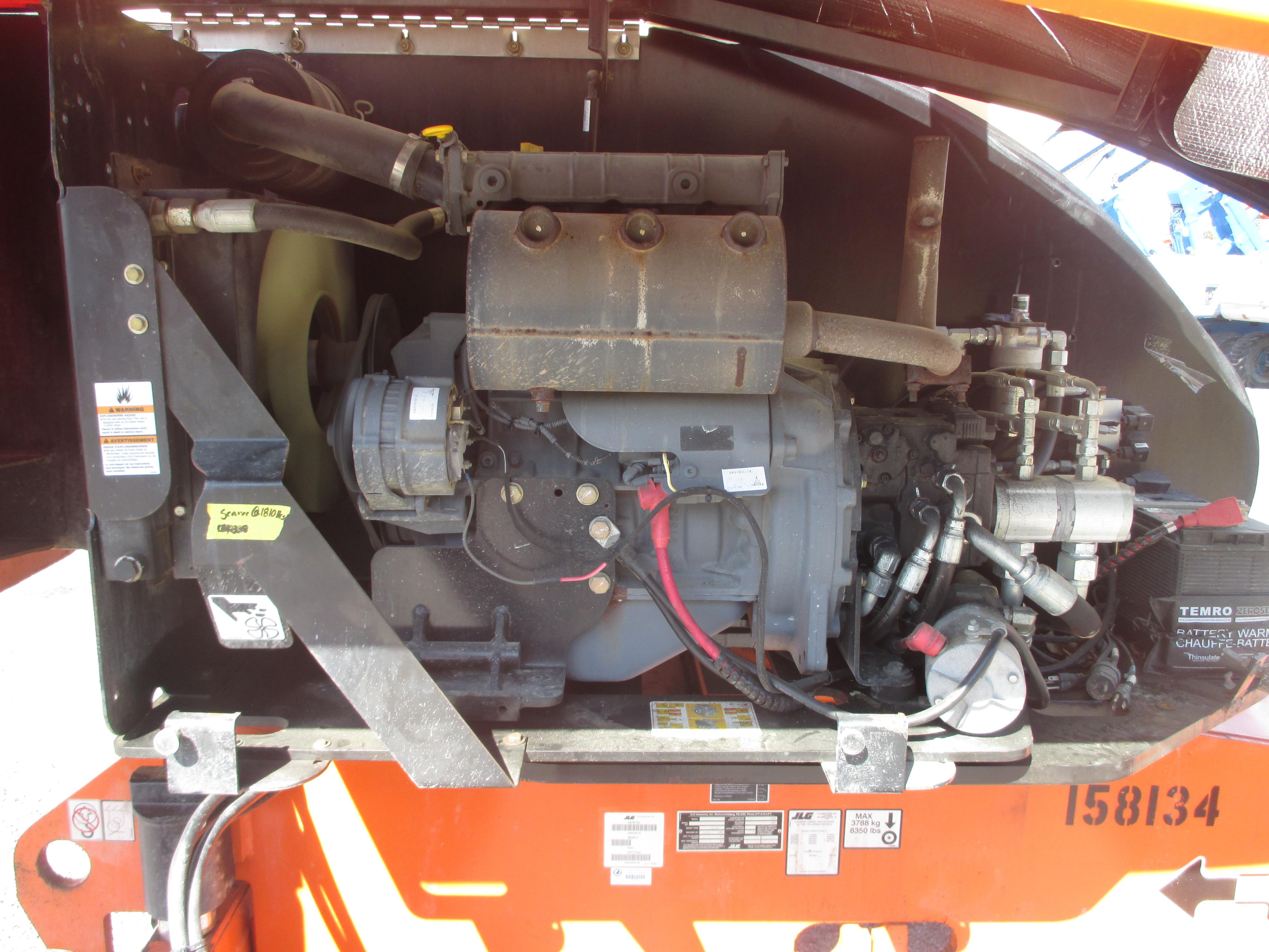 2012 JLG 460SJ-12