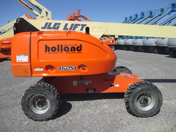 2012 JLG 460SJ-4