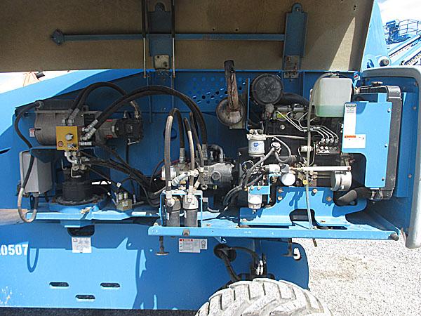 2010 Genie S60-10