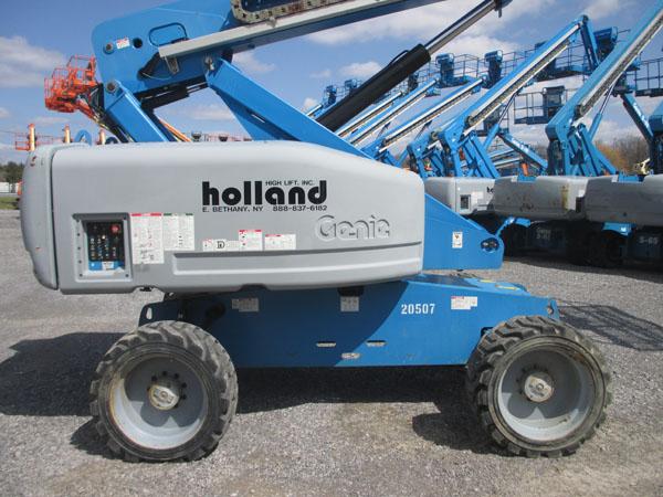 2010 Genie S60-3