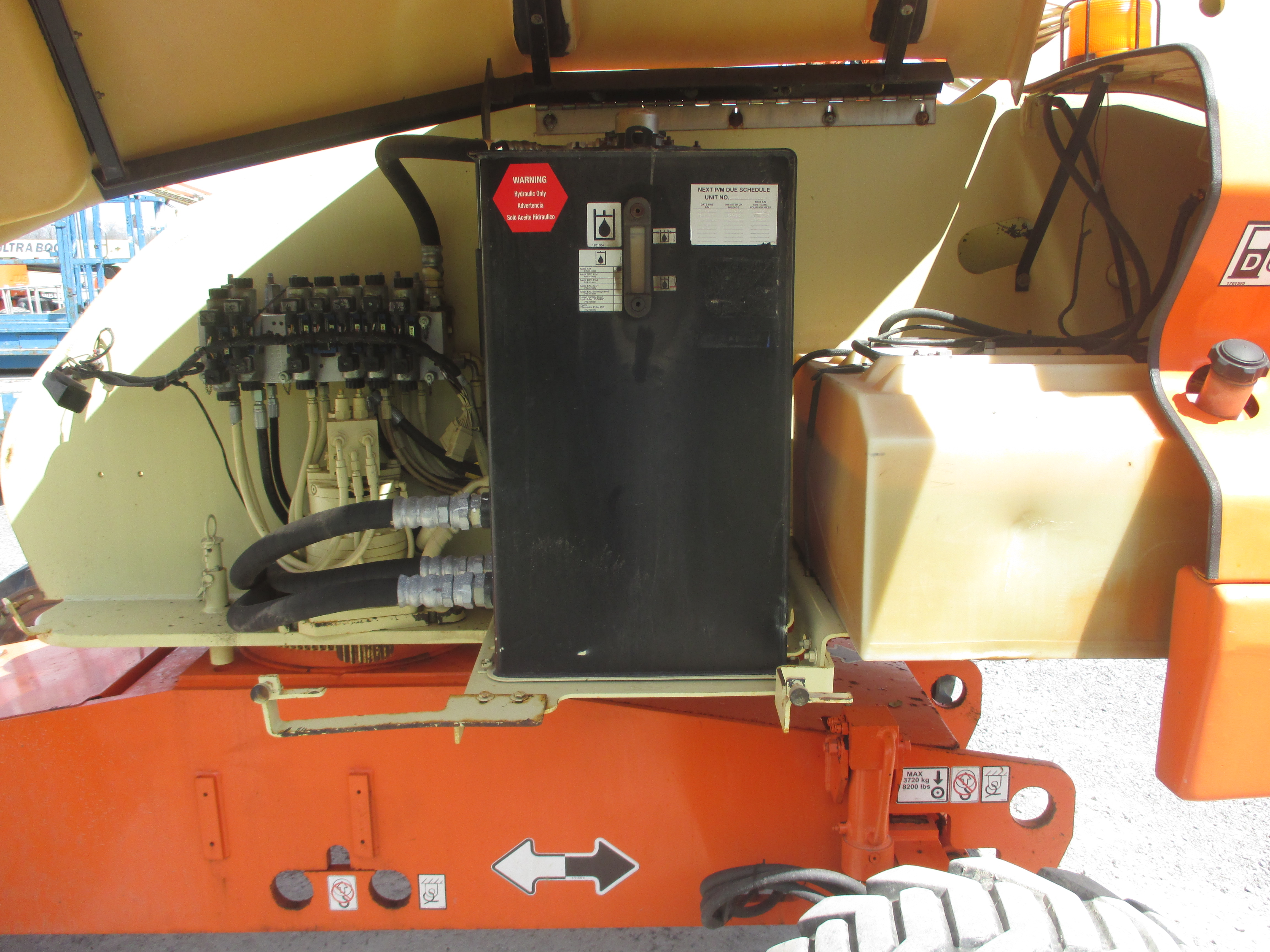 2006 JLG 400S-9
