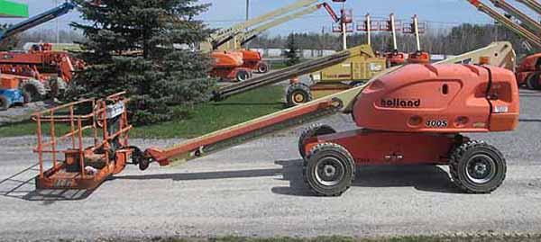 2006 JLG 400S-2