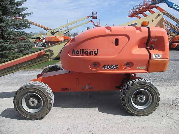 2006 JLG 400S-4