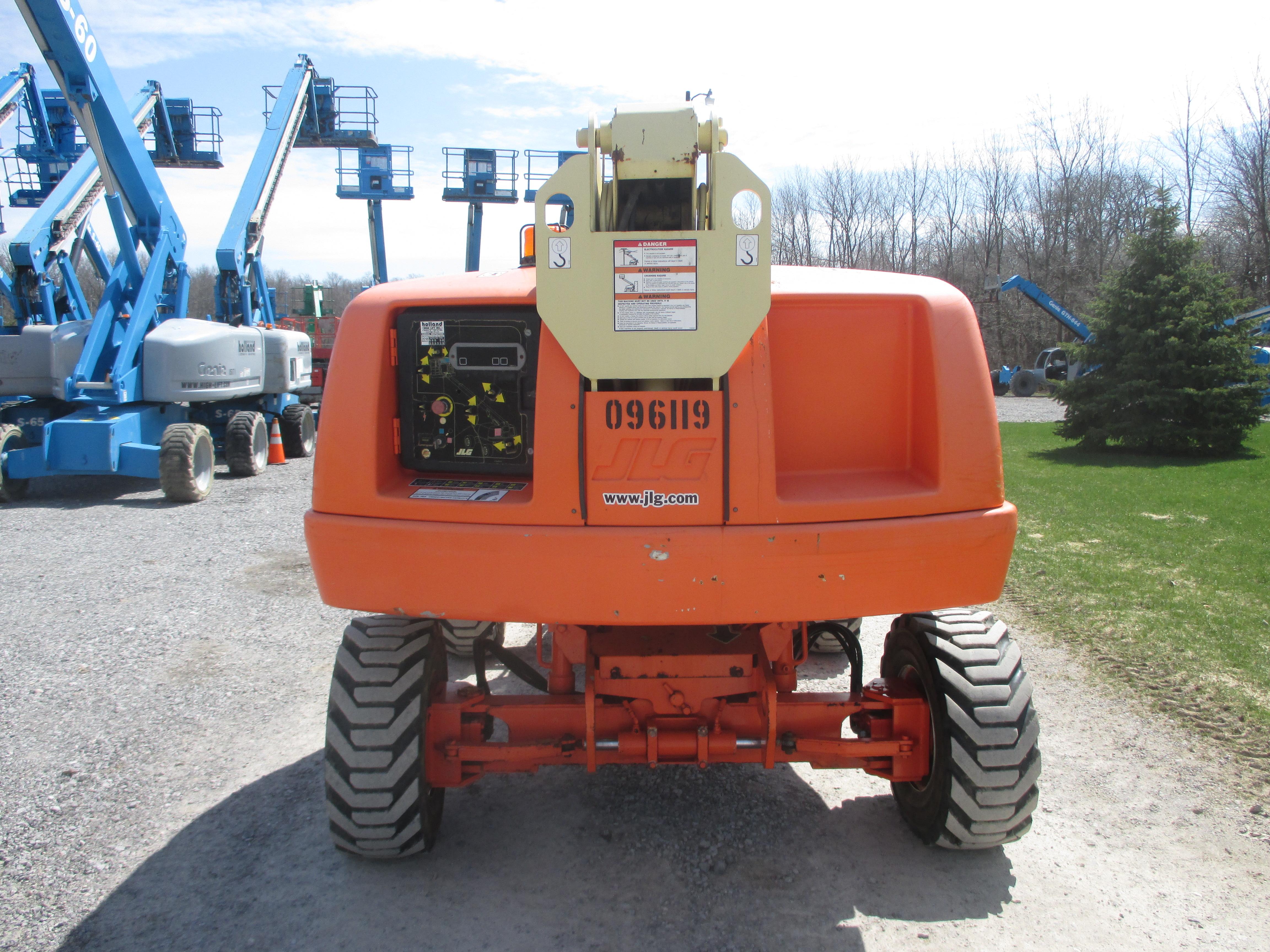 2006 JLG 400S-6
