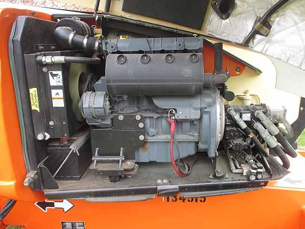 2008 JLG 600AJ-9