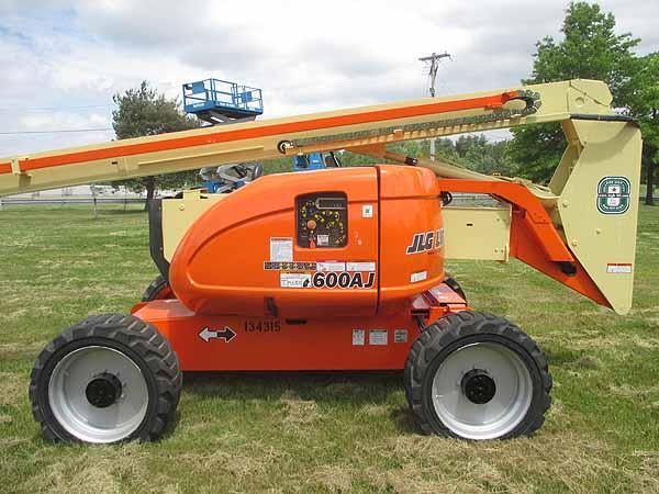 2008 JLG 600AJ-3