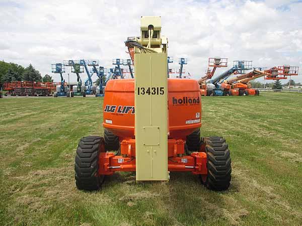 2008 JLG 600AJ-5
