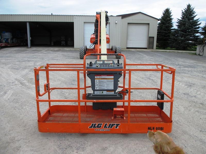 2011 JLG 1500SJ-8