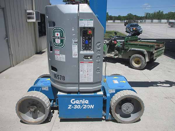 2015 Genie Z30/20N-5