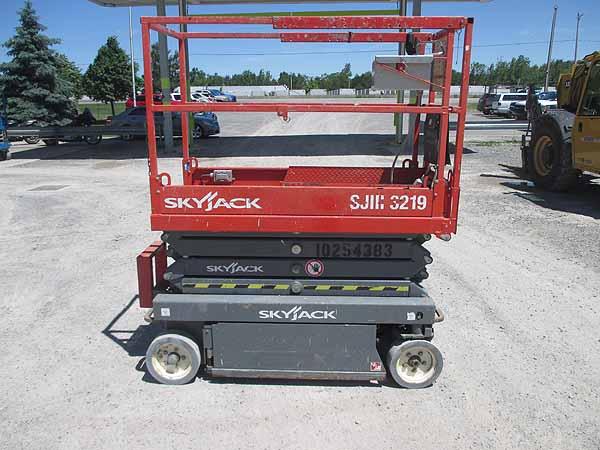 2014 SkyJack SJIII3219-1