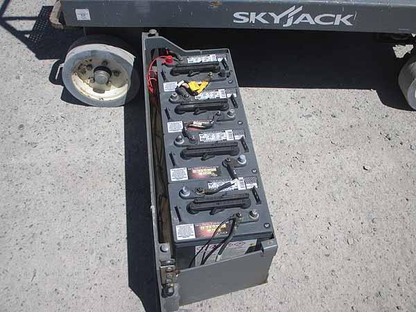 2014 SkyJack SJIII3219-8