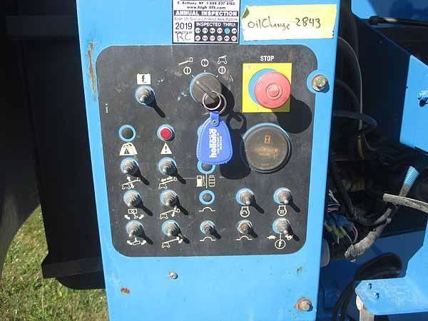 2007 Genie S65-12